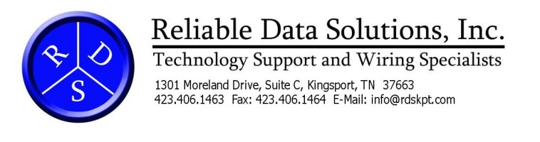 Reliable Data Solutions, Inc.