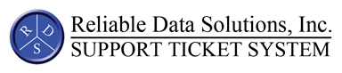 RDS, Inc. :: Support Ticket System